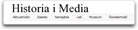 Historia i Media