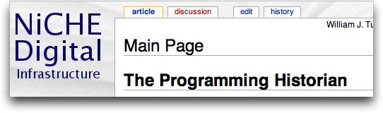 Programming Historan