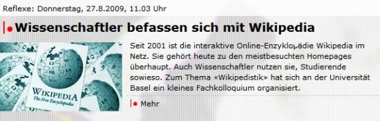 wikipedistik