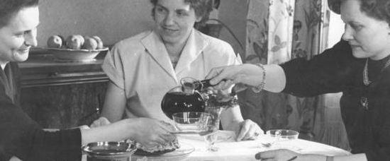 kaffeekränzchen1955