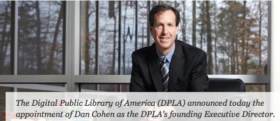Dan Cohen @ DPLA